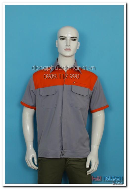 Áo bảo hộ lao động ở Đồng Nai
