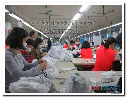 may gia công khầu trang xuất khẩu ở Đồng Nai