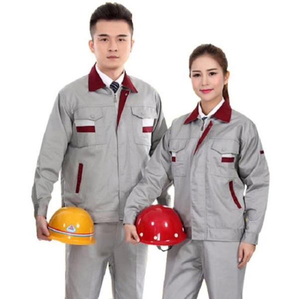 Đồng phục bảo hộ lao động tay dài