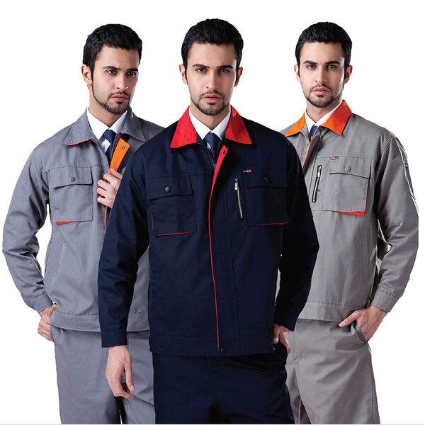 Dongphucdongnai.vn chuyên cung cấp đồng phục bảo hộ đa dạng kiểu dáng
