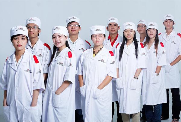 Đồng phục giúp bảo vệ cho cả bác sĩ và bệnh nhân