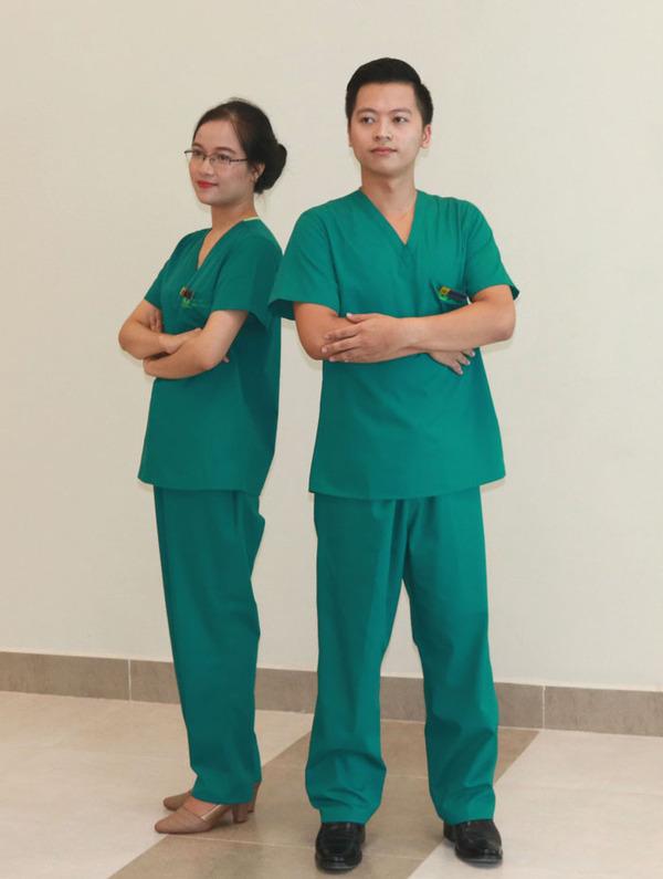 Dongphucdongnai.vn sẽ đem đến những mẫu đồng phục bệnh viện chất lượng nhất