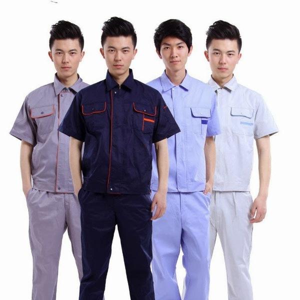 Quần áo đồng phục công nhân là công cụ quảng bá hiệu quả