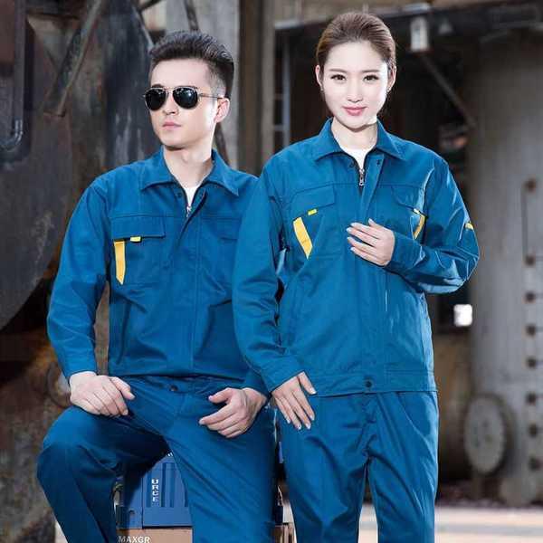 Đồng phục giúp tiết kiệm thời gian, chi phí và tiền bạc cho công nhân