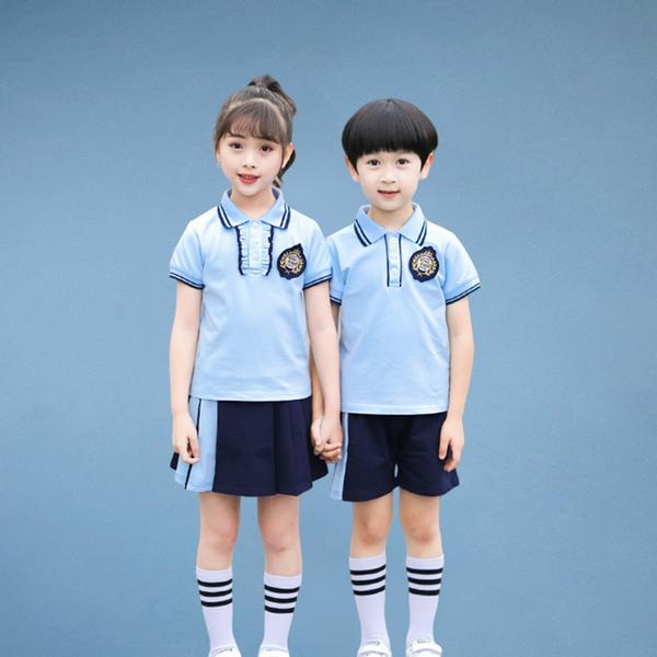 Đồng phục giúp các bé ý thức được trách nhiệm của mình