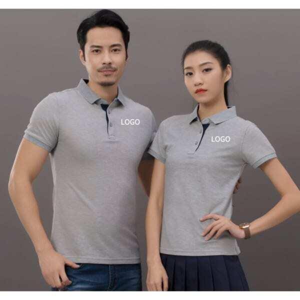 Thêu logo lên áo doanh nghiệp đồng phục là một cách quảng bá hiệu quả